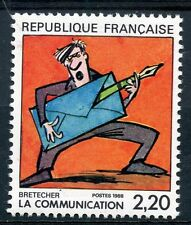 STAMP / TIMBRE FRANCE NEUF N° 2509 ** BANDE DESSINEE / BRETECHER