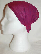 New Cotton Head Hair Band Wrap - Nepal Fairly Traded Ethnic Ethical Boho