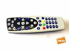 TVONICS MDR252 FREEVIEW TV DTV REMOTE CONTROL