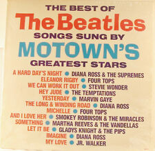 Best of the Beatles Songs Sung by Motown's Greatest Stars USA Album C/O RARE