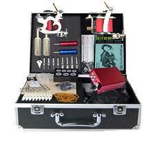 High quality beauty tattoo machine kit red power complete equipment set supplier