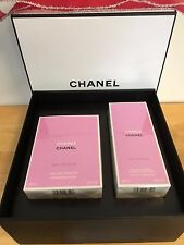 New Authentic Chanel Chance EAU TENDRE Two-piece Gift Set
