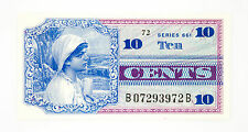Us Mpc Series 661 10 cents P-M65 Au-Unc.