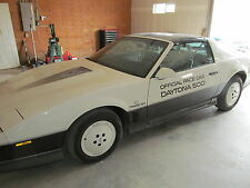 1983 Pontiac Trans Am PACE CAR