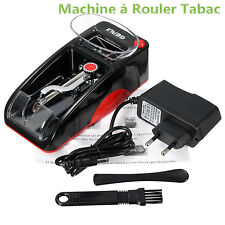 Machine à Rouler Tabac Tubeuse Rouleuse Electrique Cigarettes Automatique Maker