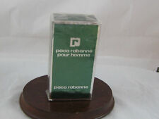 PACO RABANNE POUR HOMME EAU DE TOILETTE SPRAY 1.7 OZ / 50 MLSEALED  NEW IN BOX