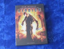 The Chronicles of Riddick DVD Full Screen Vin Diesel