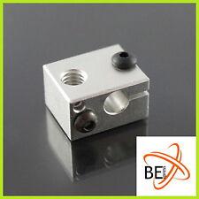 3D Drucker E3D Heater Block Hotend Extruder Druckkopf Prusa Mendel RepRap MK7 8