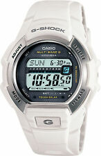 Casio Men's White G-Shock Watch GWM850-7CR