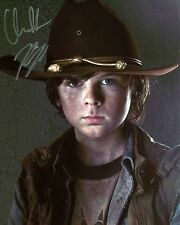 Chandler Riggs - Carl Grimes - The Walking Dead - Signed Autograph REPRINT