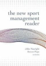 New Sport Management Reader by John Nauright Paperback Book (English)
