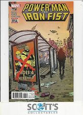 POWER MAN AND IRON FIST  #11  NEW  (BAGGED & BOARDED) FREEPOST