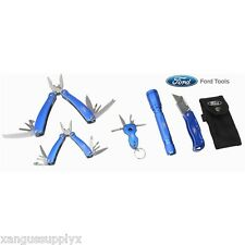 FORD Multi Tool Christmas XMAS Gift Set With Flashlight, Knife and Multi Tools
