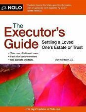 Mary Randolph - Executors Guide (2014) - New - Trade Paper (Paperback)