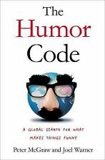 NEW - The Humor Code: A Global Search for What Makes Things Funny