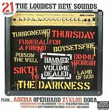 Metal Hammer - The Loudest New Sounds (2003), Various Artists, The Darkness, CD