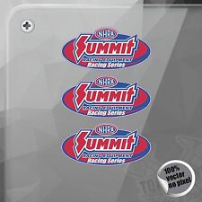 PEGATINA SUMMIT RACING SERIES VINILO VINYL STICKER DECAL ADESIVI