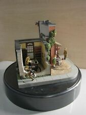+# A016000_33 Goebel Archivmuster Olszewski Miniatures Rockwell Display Figuren