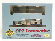 "LIFE-LIKE/PROTO 2000 - LIMITED EDITION HO M/A ""PRR"" GP7 POWER LOCOMOTIVE #8804"