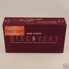 FREE SHIPPING PINK FLOYD DISCOVERY 16 CD BOX SET BRAND NEW SEALED