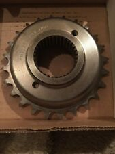 "PBI 24 Tooth .810"" Offset Transmission Sprocket Harley Bobber Chopper Custom"