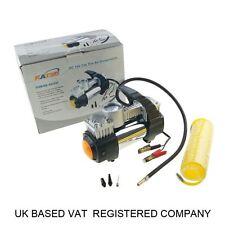451717 12V DC Professionnel Haute Résistance Air Compresseur Garage Inflateur