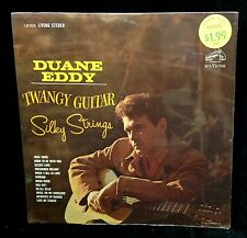 Duane Eddy-Ywangy Guitar Silky Strings-RCA 2576-STEREO SEALED