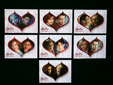 Buffy TVS The Story So Far - Couples Cards $2 EACH clearance sale