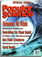 Popular Science - 1995, May - Special Issue About the Oceans!