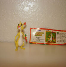 Retired Disney Japan Tomy Choco Party Winnie The Pooh Rabbit Mini Puzzle Figure