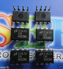 Brand New NS LM4562NA Dual Audio Op Amp DIP-8 IC High Performance