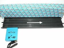 Carrera Servo 160 Doppelgerade Impulsfahrbahn 68585 NEU