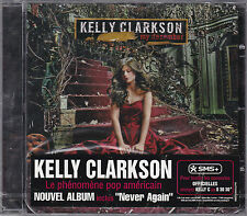 "CD 13T KELLY CLARKSON ""MY DECEMBER"" 2007 NEUF SCELLE FRENCH STICK"