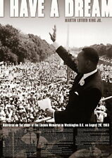 "'I Have a Dream' Martin Luther King  Poster    MAXI SIZE 24""X36"""