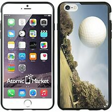 Golf Ball In Air For Iphone 6 Plus 5.5 Inch Case Cover