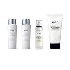 IOPE Skin Care Set Whitening Softener Emulsion Essence Peeling Gel Kit