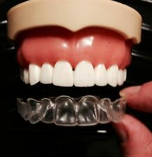 PREMIUM Custom-Fit ZOOM Dental Teeth Whitening Trays~MADE BY DENTIST~ FREE SHIP!