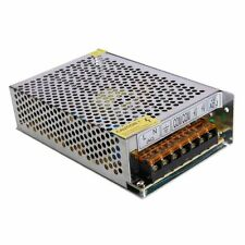 AC DC 12V 10A 120W Regulated Switching Power Supply for LED Strip Light