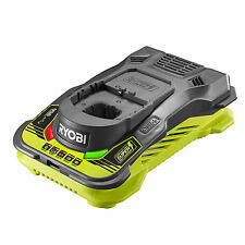 Ryobi One+ 18V Battery Super Fast Charger