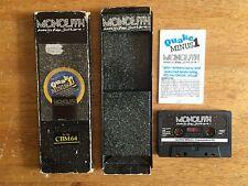 COMMODORE 64 (C64) - QUAKE MINUS 1 - GAME - BOXED