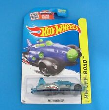 2015 HOT WHEELS INTL FAST FORTRESS  CAR KIDS TOY