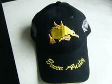 BRUCE ANSTEY FLYING KIWI BASEBALL CAP.TOP QUALITY, FREE POSTAGE