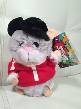 """VTG BUDDY GEMMY DANCING HAMSTER SINGS RUN DMC """"The Choice Is Yours"""""""