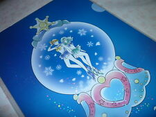 Sailor moon ITS DEMO Prism Stars Sparkling Glitter Shinny File Folder Holder # 1