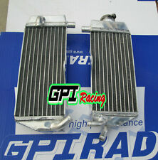 Aluminum Radiator FOR Yamaha YZ125 YZ 125 2002-2004 2003 2002 2003 2004
