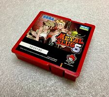 Metal Slug 6 English US Cartridge • Sammy/Sega Atomiswave Arcade JAMMA ~ Neo Geo