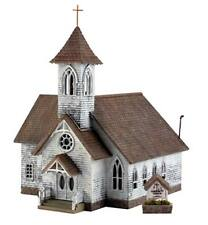 NEW Woodland Scenics Country Church HO PF5191