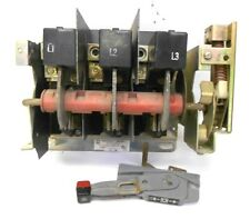 SQUARE D DISCONNECT SWITCH CLASS 9422, TYPE TF-2, FORM BL