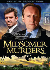Midsomer Murders, Series 14 New DVD! Ships Fast!