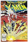 UNCANNY X-MEN #227 THE FALL OF THE MUTANTS MARVEL COMICS 1987 NM UNREAD VIBRANT